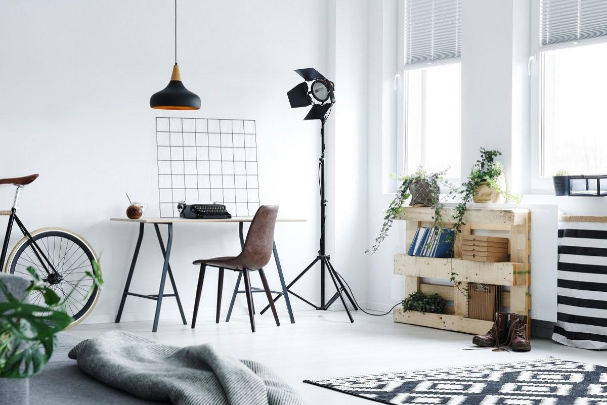 Domowe biuro - jak urządzić