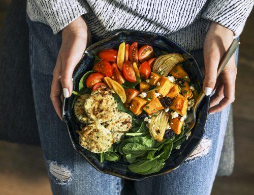 Podstawy diety wegańskiej