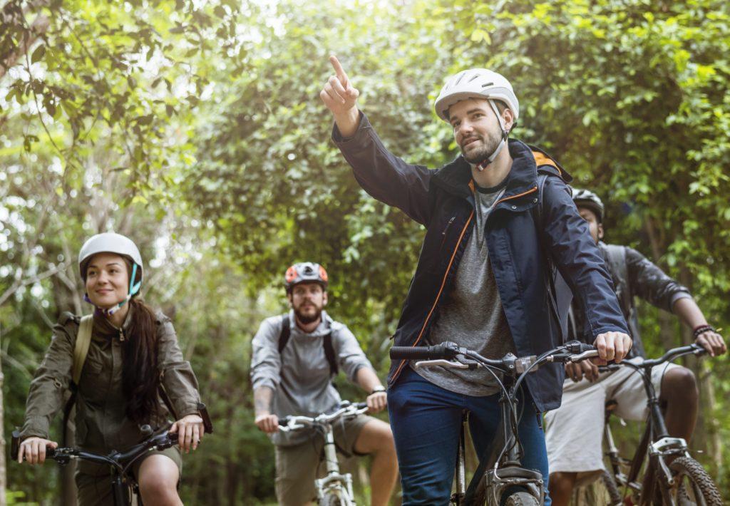 basniewlasnie.pl - Rower trekkingowy – czym się charakteryzuje i kiedy sprawdzi się najlepiej?