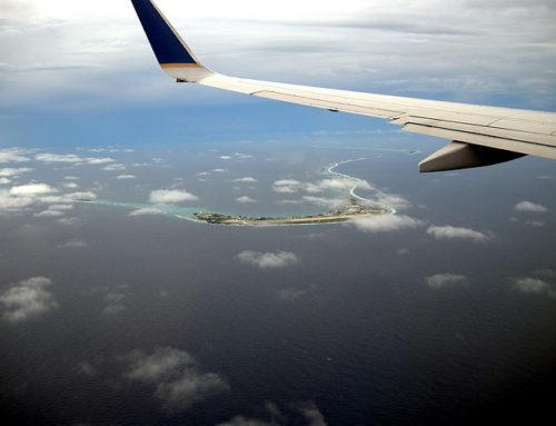Wyspy Marshalla – raj na Ziemi, który może zniknąć