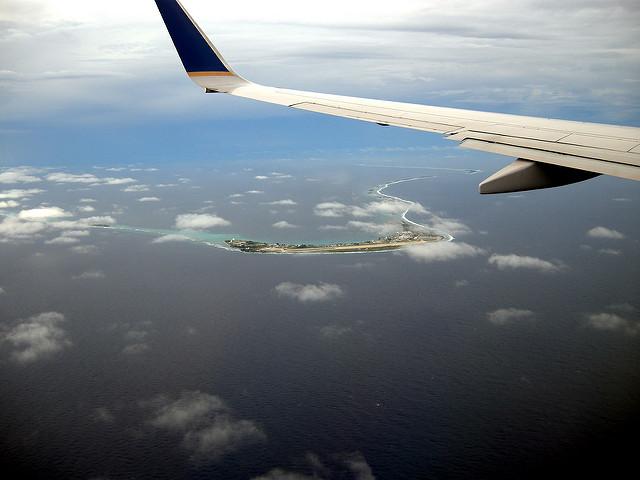basniewlasnie.pl - Wyspy Marshalla – raj na Ziemi, który może zniknąć
