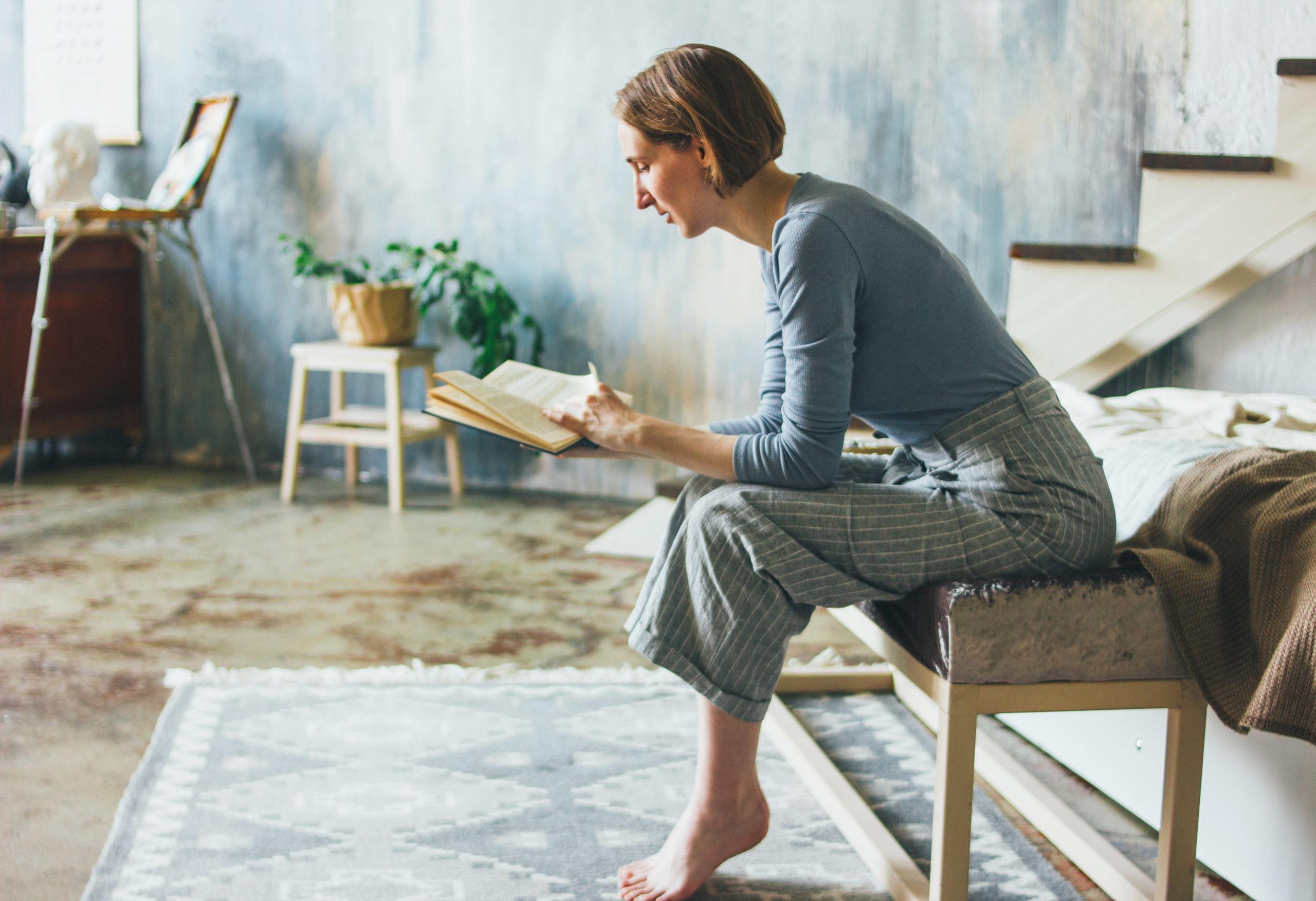 basniewlasnie.pl - Gdy mniej znaczy więcej. 5 książek o minimalizmie i życiu w rytmie slow
